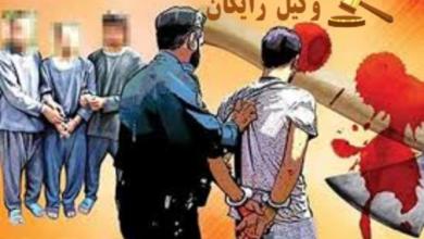 تصویر شرکت در جرم در قانون