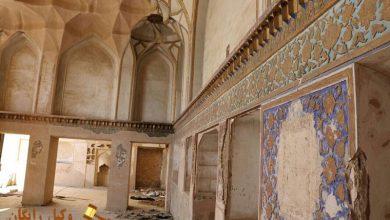 تصویر تخریب اموال تاریخی فرهنگی