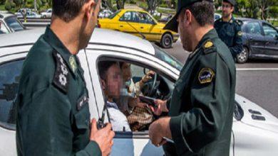 تصویر تمرد نسبت به مأمورین دولت
