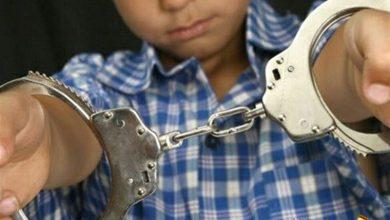 تصویر تشکیلات دادگاه اطفال و نوجوانان