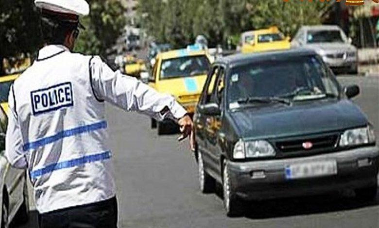 جرایم ناشی از تخلفات رانندگی