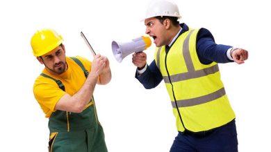 تصویر مراحل حل اختلاف کارگر و کارفرما