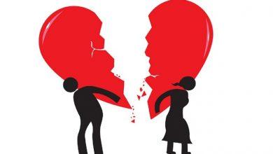 تصویر ازدواج و طلاق